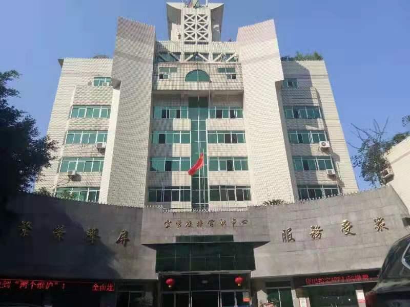 云阳广播电视台外墙清洗工程由重庆美万家保洁公司承接并顺利完工